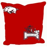 Arkansas Razorbacks Bedding