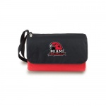 Miami of Ohio RedHawks Blankets