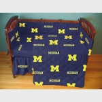 Michigan Wolverines Bedding