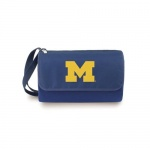 Michigan Wolverines Blankets