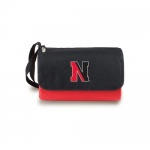 Northeastern Huskies Blankets
