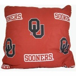 Oklahoma Sooners Bedding