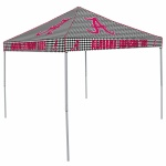 Alabama Crimson Tide Colored Tailgate Tent