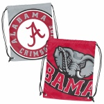 Alabama Crimson Tide Doubleheader Reversible Backsack
