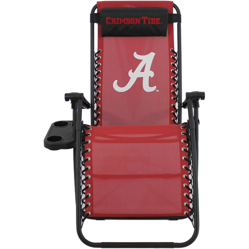 Awe Inspiring Alabama Crimson Tide Textilene Zero Gravity Chair Alazgc Ibusinesslaw Wood Chair Design Ideas Ibusinesslaworg