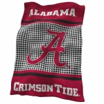 Alabama Crimson Tide UltraSoft Fleece Throw Blanket