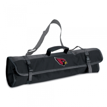 Arizona Cardinals 3-piece BBQ Tote