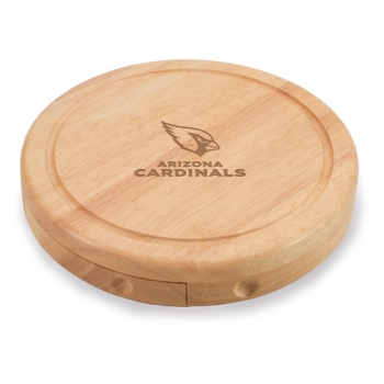 Arizona Cardinals Brie Cheese Board