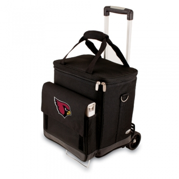 Arizona Cardinals Cellar with Trolley