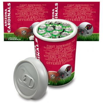 Arizona Cardinals Mega Can Cooler