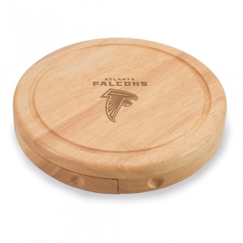 Atlanta Falcons Brie Cheese Board