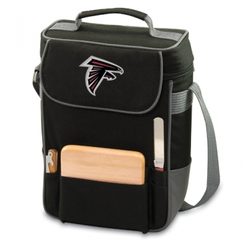 Atlanta Falcons Duet Wine Tote