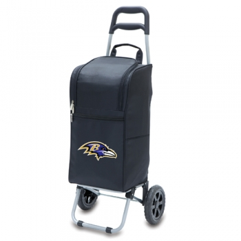 Baltimore Ravens Cart Cooler Tote