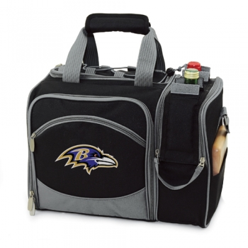 Baltimore Ravens Malibu Tote Bag