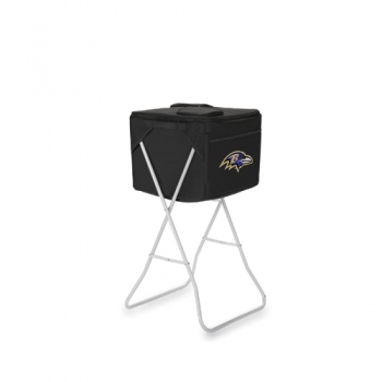 Baltimore Ravens Party Cube Cooler