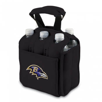 Baltimore Ravens Six Pack Cooler