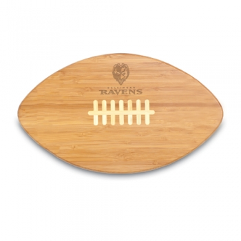 Baltimore Ravens Touchdown PRO Cutting Board