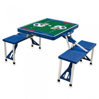 Buffalo Bills Picnic Table Sport