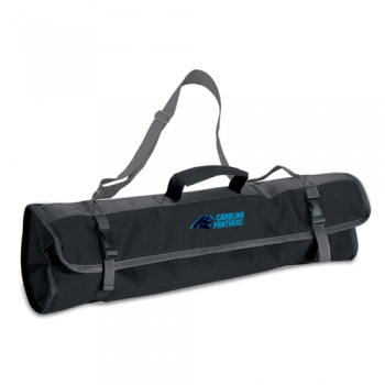 Carolina Panthers 3-piece BBQ Tote