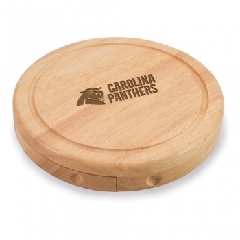 Carolina Panthers Brie Cheese Board