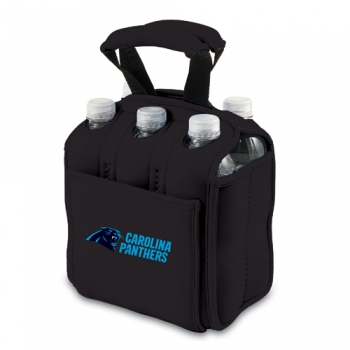 Carolina Panthers Six Pack Cooler