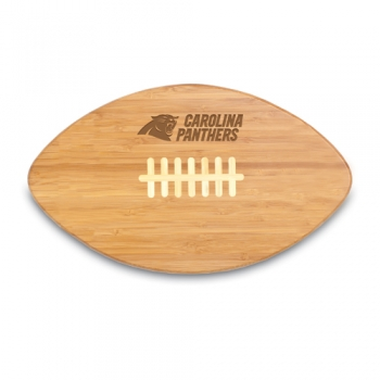 Carolina Panthers Touchdown PRO Cutting Board