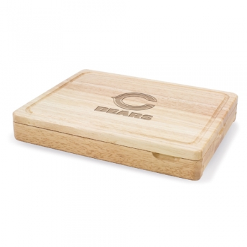 Chicago Bears Asiago Cutting Board