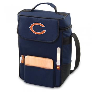 Chicago Bears Duet Wine Tote
