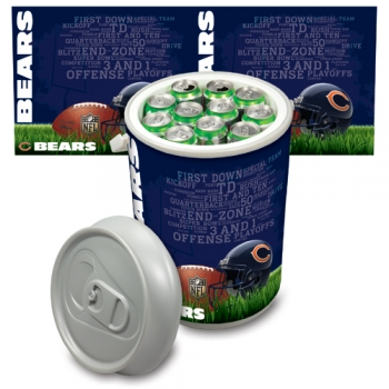 Chicago Bears Mega Can Cooler