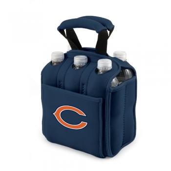 Chicago Bears Six Pack Cooler
