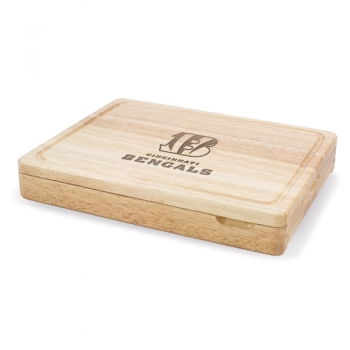 Cincinnati Bengals Asiago Cutting Board