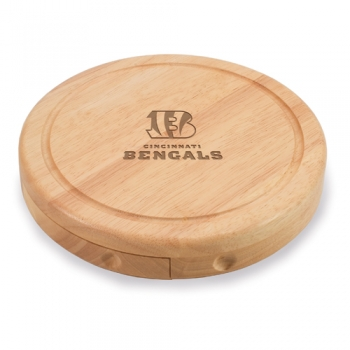 Cincinnati Bengals Brie Cheese Board