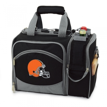 Cleveland Browns Malibu Tote Bag