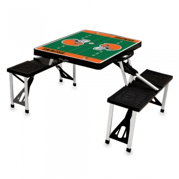 Cleveland Browns Picnic Table Sport