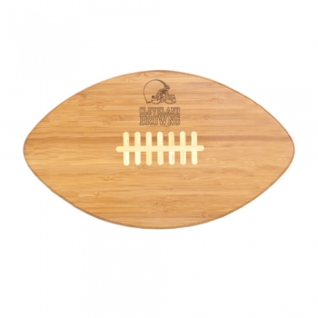 Cleveland Browns Touchdown PRO Cutting Board
