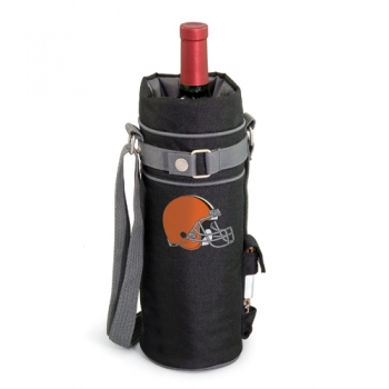 Cleveland Browns Wine Sack Wine Tote