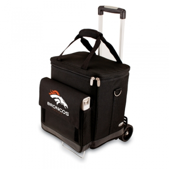 Denver Broncos Cellar with Trolley