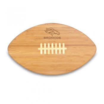 Denver Broncos Touchdown PRO Cutting Board