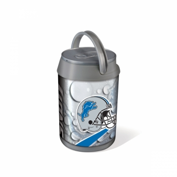 Detroit Lions Mini Can Cooler