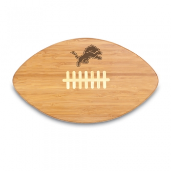 Detroit Lions Touchdown PRO Cutting Board