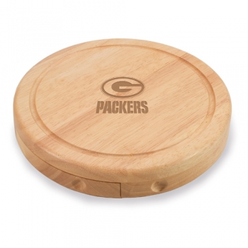 Green Bay Packers Brie Cheese Board