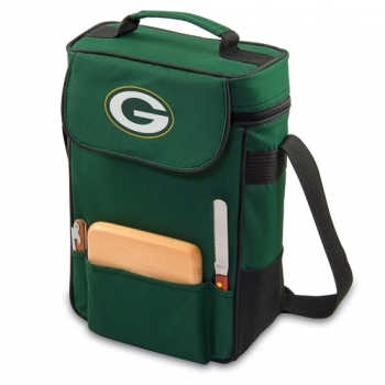 Green Bay Packers Duet Wine Tote