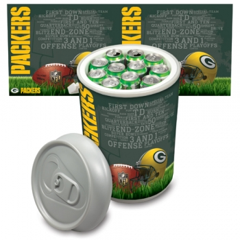 Green Bay Packers Mega Can Cooler