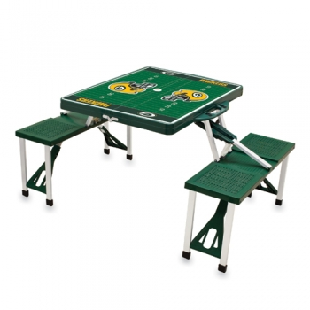 Green Bay Packers Picnic Table Sport