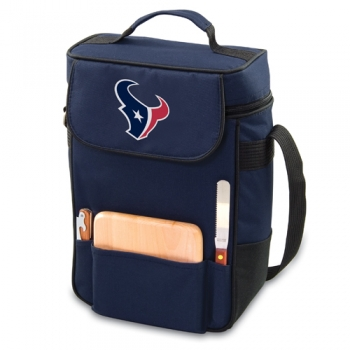 Houston Texans Duet Wine Tote