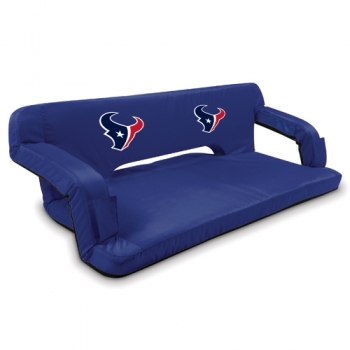 Houston Texans Reflex Travel Couch