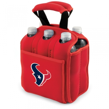 Houston Texans Six Pack Cooler