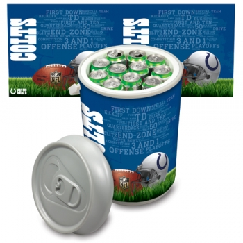 Indianapolis Colts Mega Can Cooler