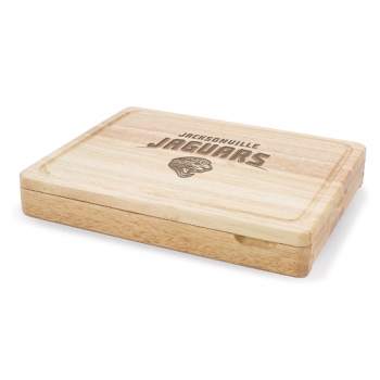 Jacksonville Jaguars Asiago Cutting Board