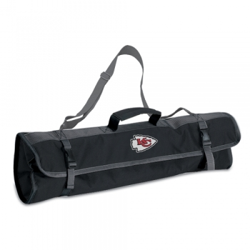 Kansas City Chiefs 3-piece BBQ Tote
